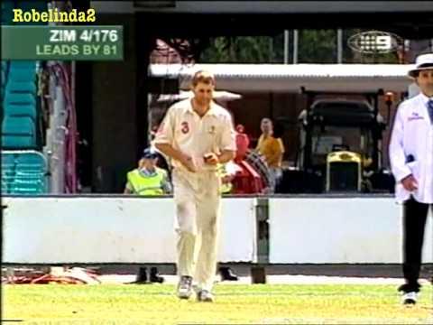 6/65 Simon Katich vs Zimbabwe 2003 2nd test SCG