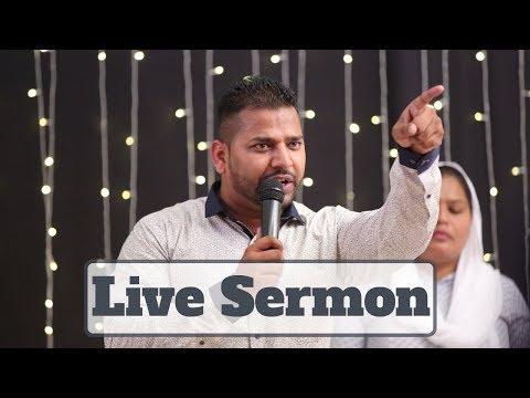 Sunday Sermon - Live Stream