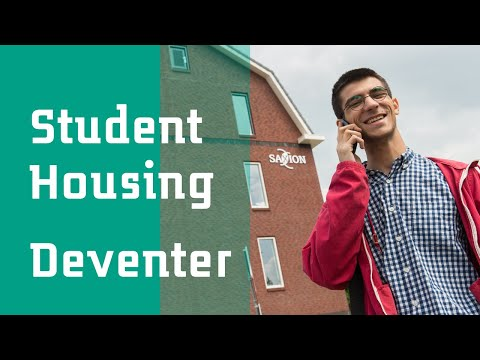 "Student Housing - ""The Heights"" Deventer Virtual Tour 