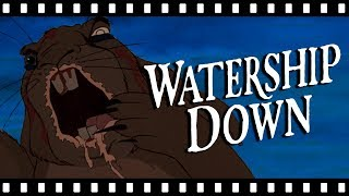 Why Is WATERSHIP DOWN So Messed Up?!