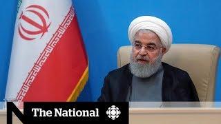 Iran calls new U.S. sanctions 'outrageous and idiotic' thumbnail