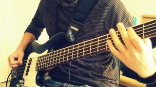 Meshuggah - Stengah (Bass Cover) HD With Tab
