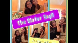 ♥The Sister Tag♥!! Featuring Haley! ~AlexiLou42 Thumbnail