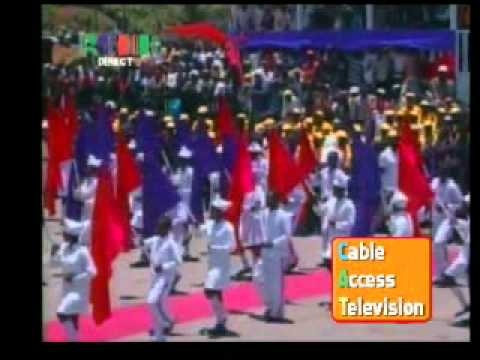 Haitian Flag Day Parade ( Arcahaie 2011 ) Part 2