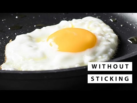 How to Fry an Egg (over easy) & Flip it Like a Pro! Mp3