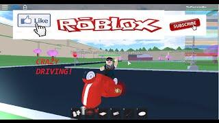 R O B L O X / The Neighborhood Of ROBLOXIA / Ep4 Crazy Driving!