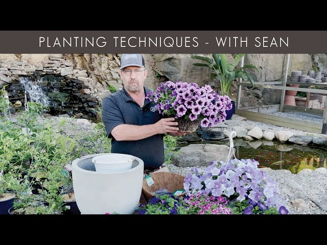 5/20/2021 Planting Techniques with Sean