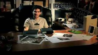 Football Manager 2009 - Introduction - Part 1