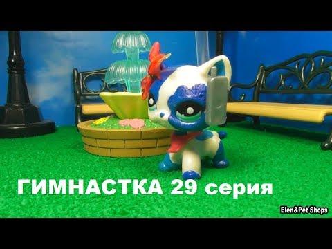 LPS: ГИМНАСТКА 29 серия