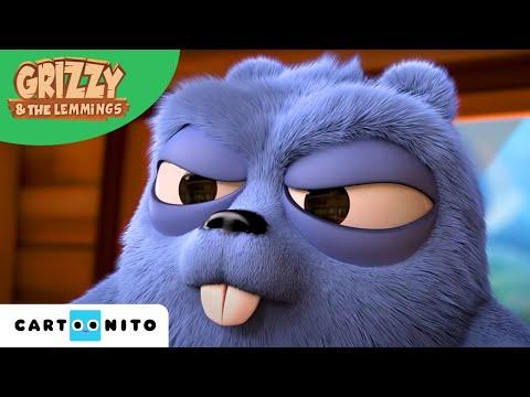 Grizzy i lemingi | Karate | Boomerang