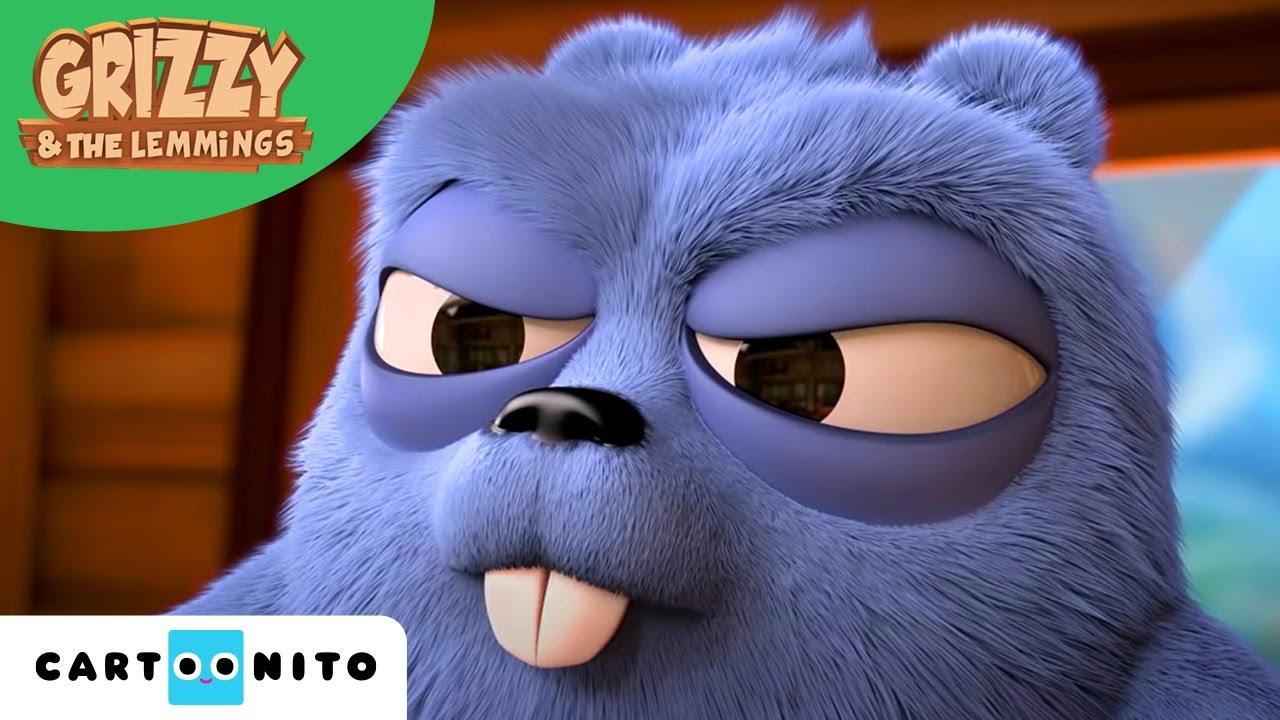Grizzy I Lemingi Karate Boomerang Youtube