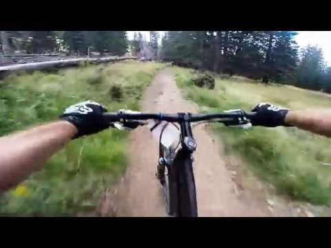 Ski Apache Mountain Biking - Ruidoso New Mexico