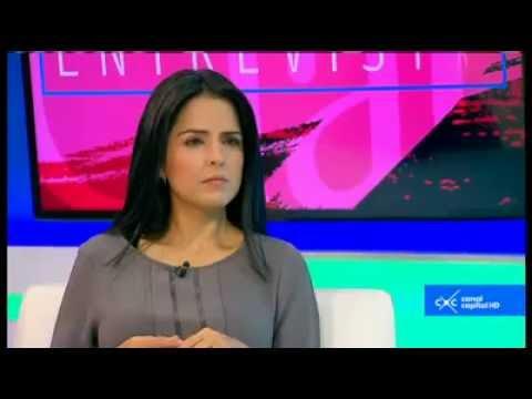 Entrevista con Claudia Palacios -  Carlos Valdés, director de Medicina Legal