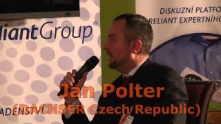Logistický HYDEPARK s Jakubem Železným - Jan Polter, DACHSER