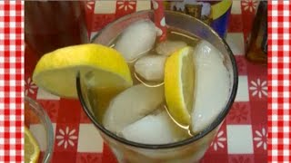 Tenneesee Whiskey Sweet Honey Iced Tea  Inspired Recipe