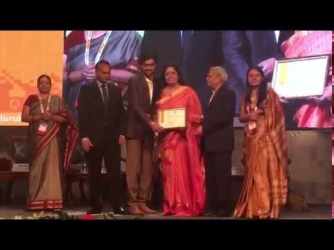 Winner of Startup Karnataka Top Tech Award 2016