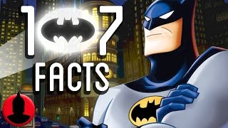 Video 107 Batman: The Animated Series Facts YOU Should Know! - ToonedUp @CartoonHangover download MP3, 3GP, MP4, WEBM, AVI, FLV Agustus 2017