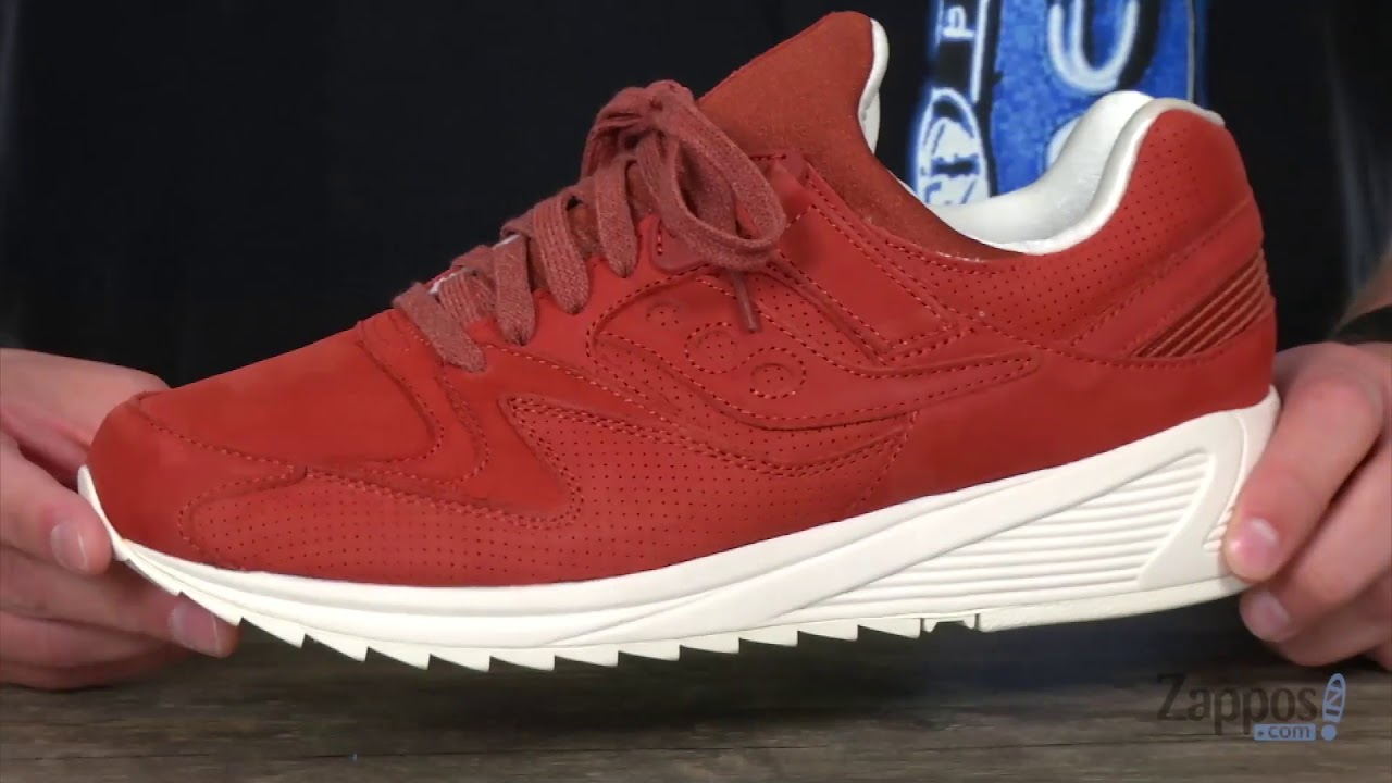 59578661b147 Saucony Originals Grid 8500 HT SKU  8982494 - YouTube