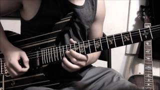 Conquering Dystopia - Lachrymose Guitar Cover (WITH TABS)