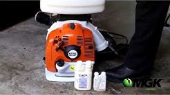 MGK Backpack Blower Mosquito Control Tips