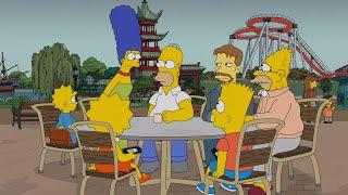 Симпсоны Смешные моменты (Переезд)