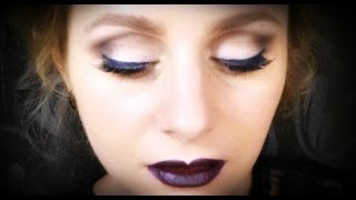 Trucco Dark/Elegante | Make-Up Tutorial | + Anteprima Halloween