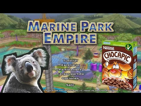 MARINE PARK EMPIRE | Un trozo de mi infancia :D