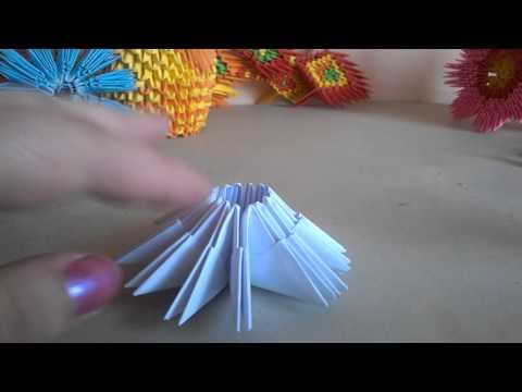 Схемы сборки оригами из бумаги для детей как сделать