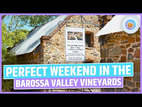 Guide To The Barossa Valley And McLaren Vale Wine Regions