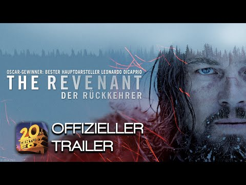The Revenant– Der Rückkehrer | 4K Ultra HD Blu-ray, Blu-ray, DVD & Digital HD | Trailer | Deutsch HD