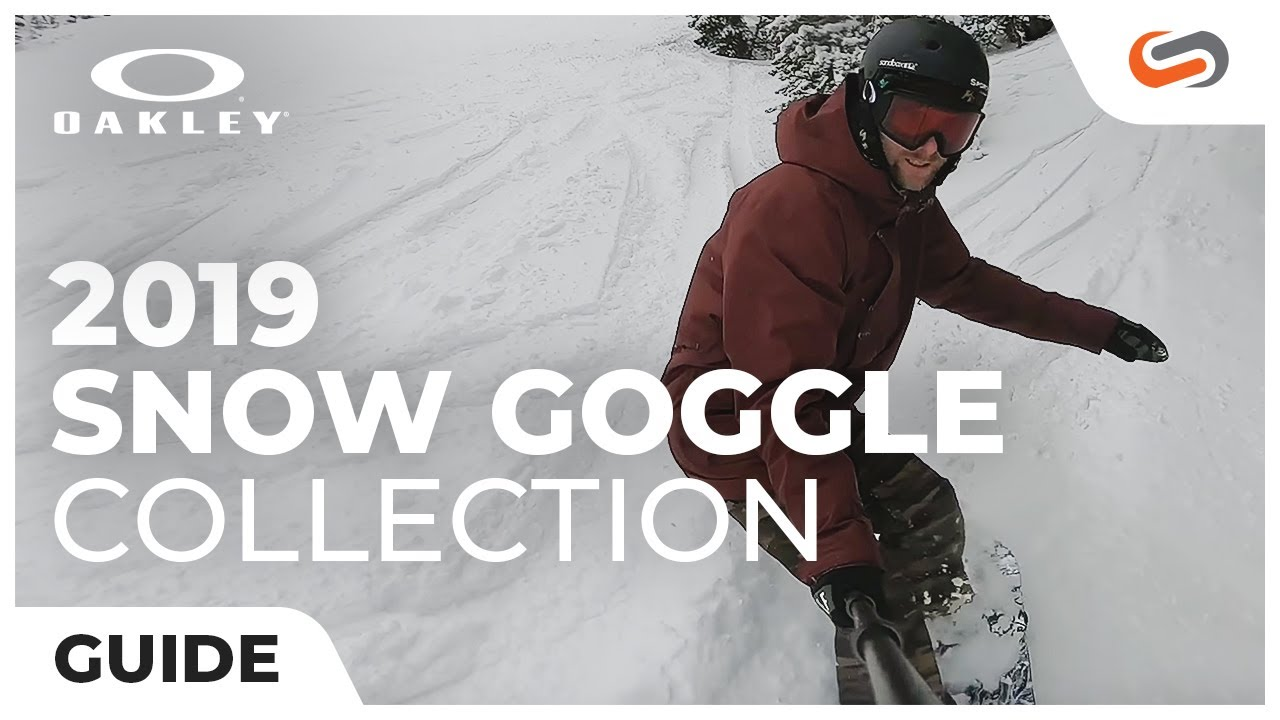 634c2bdd14 🔥Oakley s 2019 Snow Goggle Collection 🔥 - YouTube