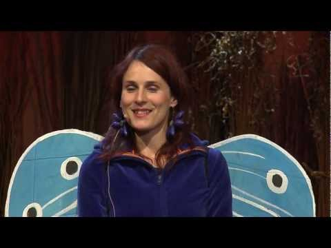 TEDxKrakow - Cecylia Malik - The real butterfly effect