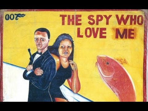 Ghana's Hilariously Awful Hand Drawn Movie Posters