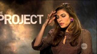 Ryan Gosling & Eva Mendes interview on The Project (2013) - The Place Beyond the Pines