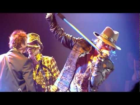Guns N' Roses – Used to Love Her @ Hollywood Palladium, Hollywood, CA, USA 3-9-2012