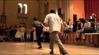 13 Aug 2011 - Glenn Miller & Gottaswing Swing Dance Aerials Jam & Dance @ Glen Echo
