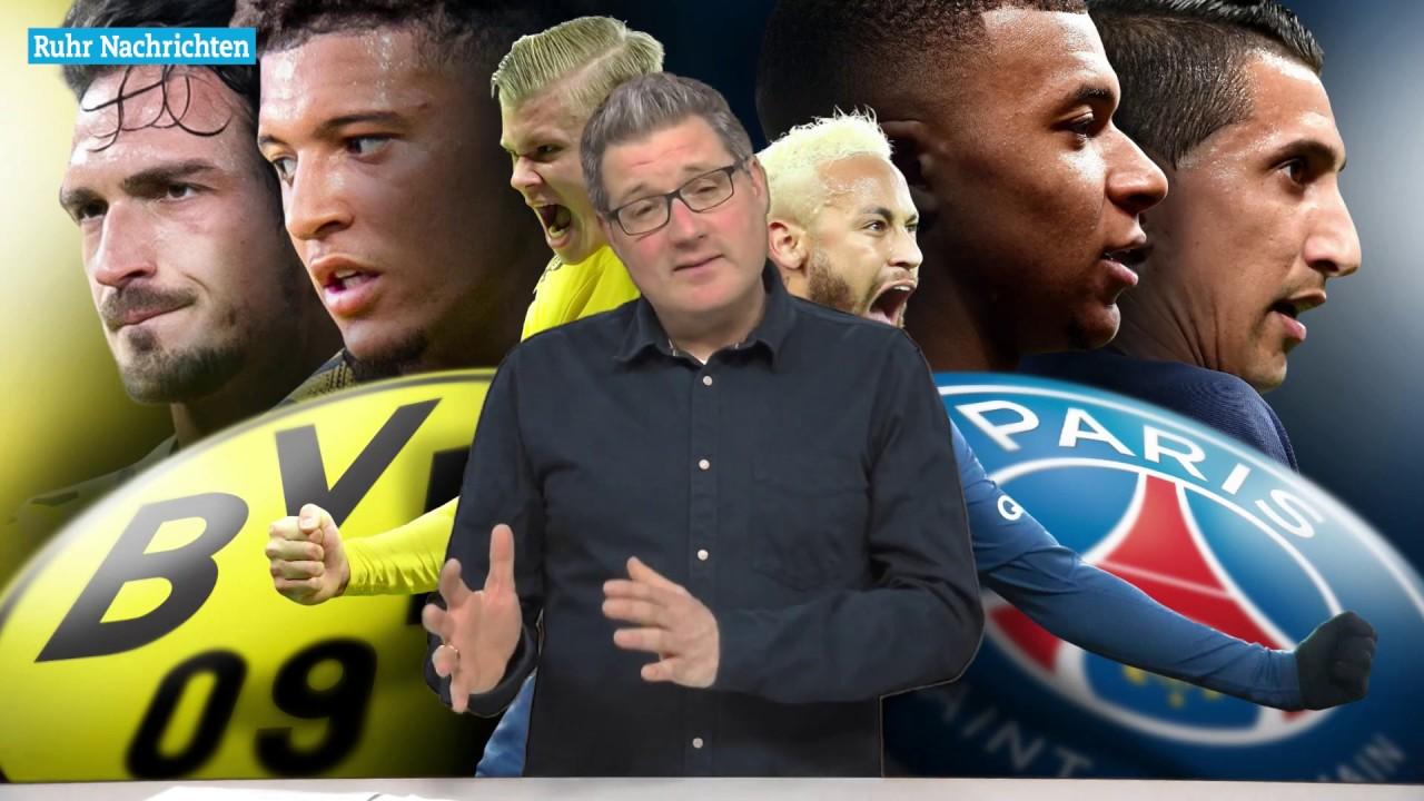 BVB gegen Paris: So lief der Tag vor dem Spiel