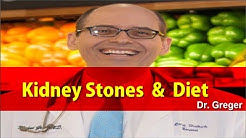 How to Treat Kidney Stones with Diet ?  | Dr.Michael Greger