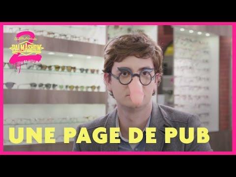 parodie pub palmashow