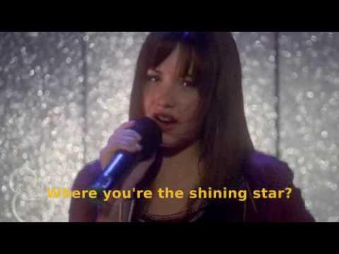 Camp Rock - This is Me (Sing with Shane) Intrumental/Karaoke (enhanced)