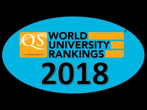 Top 20 universities in the World - the QS World University Rankings 2018