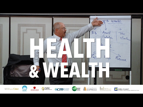 Health and Wealth with Cherif Medawar