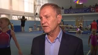 В Сочи стартовал краевой турнир по спортивной гимнастике
