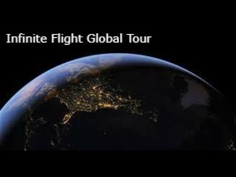 Global tour, day 7, long haul to Africa. (A340-600)