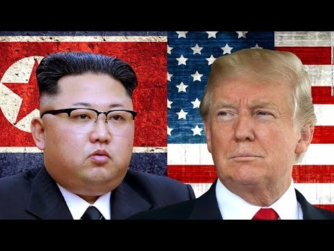 Kim Dzsong Un és Donald Trump találkozása (By:. Peti)