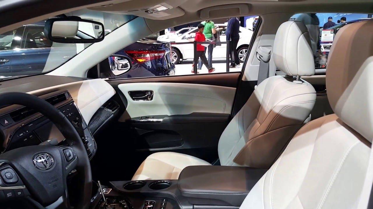 2016 Toyota Avalon Touring Interior Walkaround Price Site Cars You
