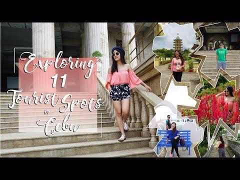 CEBU CITY TOUR ✨ Chaelson