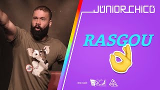 RASGOU O QUE?! - Júnior Chicó - Stand Up Comedy