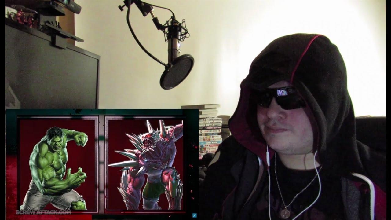Death Battle! Hulk Vs Doomsday Reaction Video - YouTube Doomsday Vs Hulk Death Battle Reaction