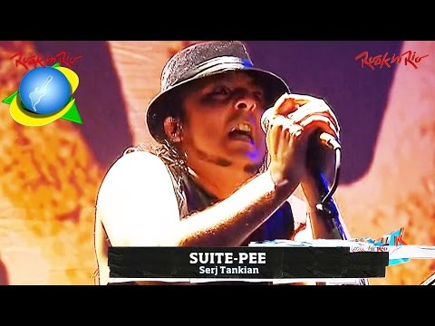 System Of A Down - Suite-Pee live【Rock...
